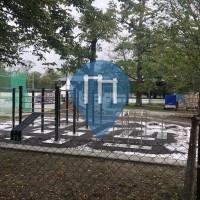 徒手健身公园 - 卡尔斯鲁厄 - Calisthenics KIT Sportinstitut