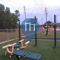 Niagara Falls - Outdoor Gym - Clifton