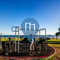 Città del Capo - Parco Calisthenics - See Point