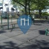 New York (Bronx) - Street Workout Gym - Pulaski Park