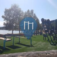 Hornsberg - Спортивный комплекс под открытым небом -  Frösön