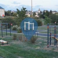 Saint-Chély-d'Apcher - 徒手健身公园 - Kenguru.PRO