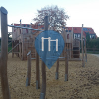 Jena - Outdoor Exercise Station - Spielplatz Ringburg