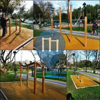Amadora - Outdoor Fitness Park - Parque Central