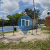 Miami Beach - Outdoor Fitnessstudio - Flamingo Park