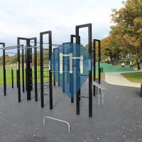 Esbjerg - Calisthenics Park - IDRÆT & LÆRINGSANLÆG