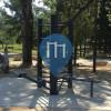 Langeais - Calisthenics-Anlage - Aires de fitness en accès libre