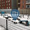 Хельсинки - уличных спорт площадка - Leonkatu 16