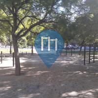 Valencia - Outdoor Gym - Ciutat Jardi