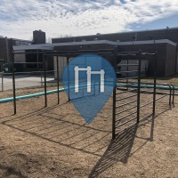 Fitness Trail - Grandview - Outdoor FItness Butcher-Greene Elementary