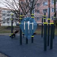 Ostrava-Zábřeh - Street Workout Park - Workout Club