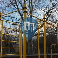 Вена - Воркаут площадка  - Lidlpark