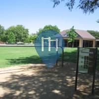 Irvine - Parque Calistenia - Deerfield Fitness Course