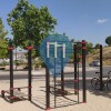 Parque Calistenia - Arganda del Rey - Parque Calistenia Kenguru.Pro Arganda del Rey