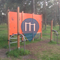 Tallinn - Pull Up Bars - Merimets