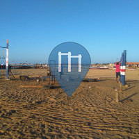 Santa Maria (Cape Verde) - Outdoor Exercise Park