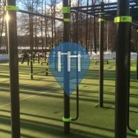 Luzhniki - Street Workout Park - Tsentralnaya ulitsa