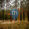 Tallin - Parc Street Workout - Pirita