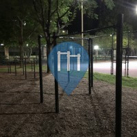 Chicago - Calisthenics Gym - Lake Shore Park