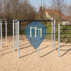 Herrnsheim (Worms) - Parque Calistenia - Playparc