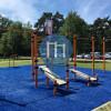 Arnheim - Calisthenics Park - Sportcentrum Papendal