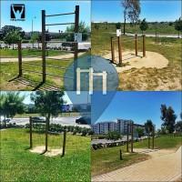 Amadora - Outdoor-Fitness-Anlage - Parque Aventura