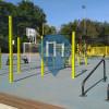 "Varna - Calisthenics Park -""Chernorizets Hrabar"" school"