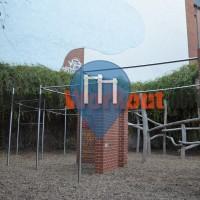 Berlin - Parkour Park - Zick Zack Zwingli - Moabit