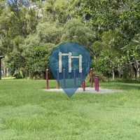 Outdoor Pull Up Bars - Brisbane - Outdoor Fitness Montgomery Drive Park