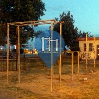 Kavala - 徒手健身公园 - Parko Falirou