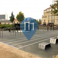 Berlin - Street Workout Park - Monbijoupark - Freeletics Training Ground