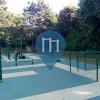 兰斯 - 徒手健身公园 - Parc Marcel Lemaire