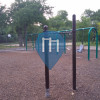 Austin - Outdoor Pull Up Bar - Pease District Park