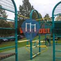 Street Workout Park Jena Ziegesarstraße