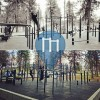 Street Workout Park - The Dalles - Calisthenics Park Dalles Sorosis Park