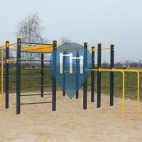 Berlin - Calisthenics Park - Landschaftspark Johannisthal/Adlershof
