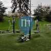 Barras de dominadas al aire libre - Seattle - Van asselt playground exercise equipment