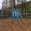 Sarrebruck - Parc Street Workout - Universität des Saarlandes