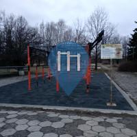 "Sofia - Calisthenics Station - park ""Studentski"""