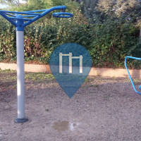 Изегем - уличных спорт площадка - De Leest