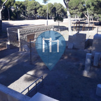Castellón de la Plana - Parkour Park - Pinar Del Grao