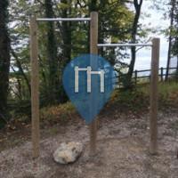 Fitness-Zirkel - Gex - Parcours Santé Castle Park