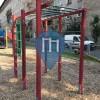 Bratislava - Parc Outdoor Fitness - Karadžičova