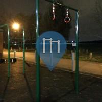 London - Parque Street Workout at Linford Christie Stadium