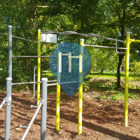 尼沃海恩 - 徒手健身公园 - Park Oudegein
