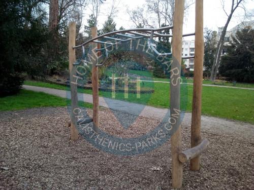 Usuarios cerca de suresnes gimnasio al aire libre parc for Gimnasios cerca