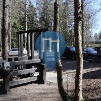 Outdoor gym - Helsinki - Calisthenics workout