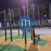 Dubai  - Calisthenics Park - Al Barsha Pond Park