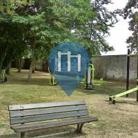 Morangis - Outdoor Pull Up Bars - Parc Saint-Michel