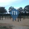 Sainte-Hermine - Parque Calistenia - Aire de service de la Vendée Ouest